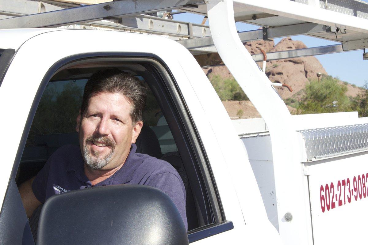 City Wide Plumbing Mesa AZ - Dave