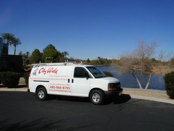 residential and commercial plumbing services