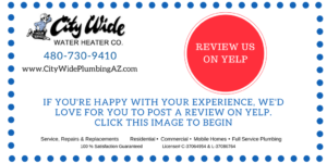 review City Wide Plumbing on Yelp