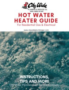 FREE Hot Water Heater Guide