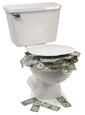 Plumbing mistakes cost you.