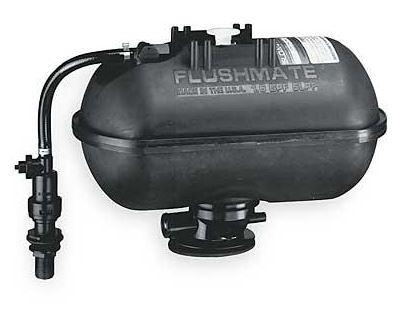 Flushmate II 501-B pressure-assisted flushing systems