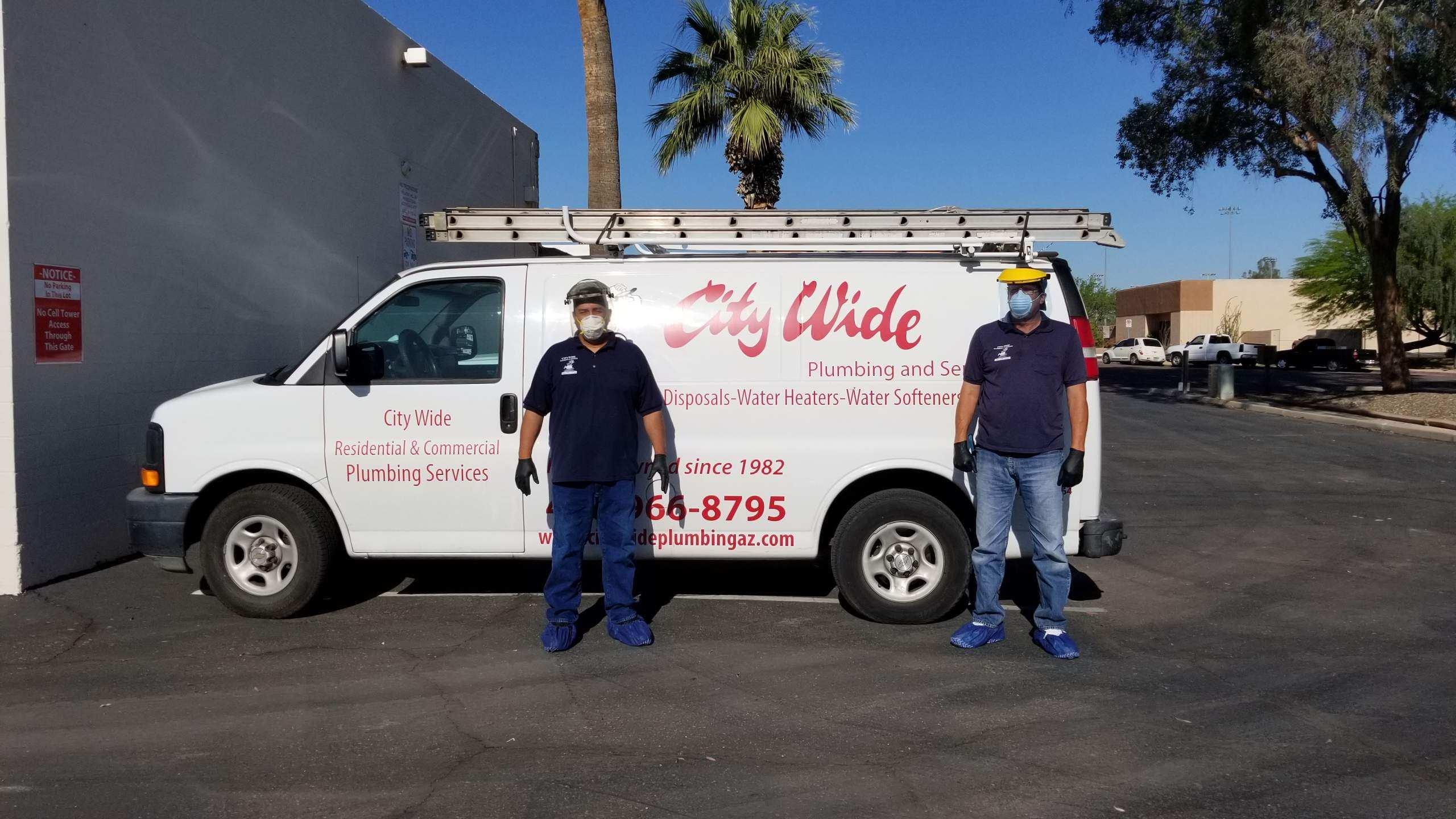 City Wide Plumbing, Tempe AZ
