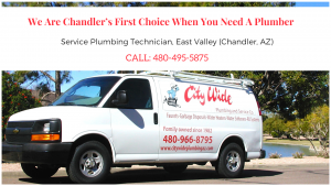 We Are Chandler's First Choice When You Need A Plumber